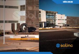 Postes y Sistemas Fotovoltaicos Solares